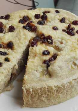 Cake Pisang Kukus