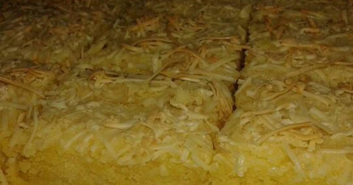 Resep Butter Cake