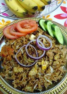 Nasi Goreng Sisa Jadi Special