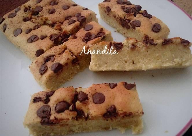 Resep Banana Cake Khas Jepang: Resep Banana Cake Basic Oleh Anandita Wardani