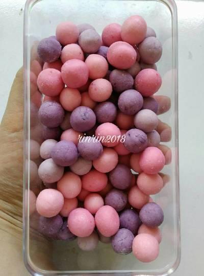 Milky Balls #BikinRamadanBerkesan