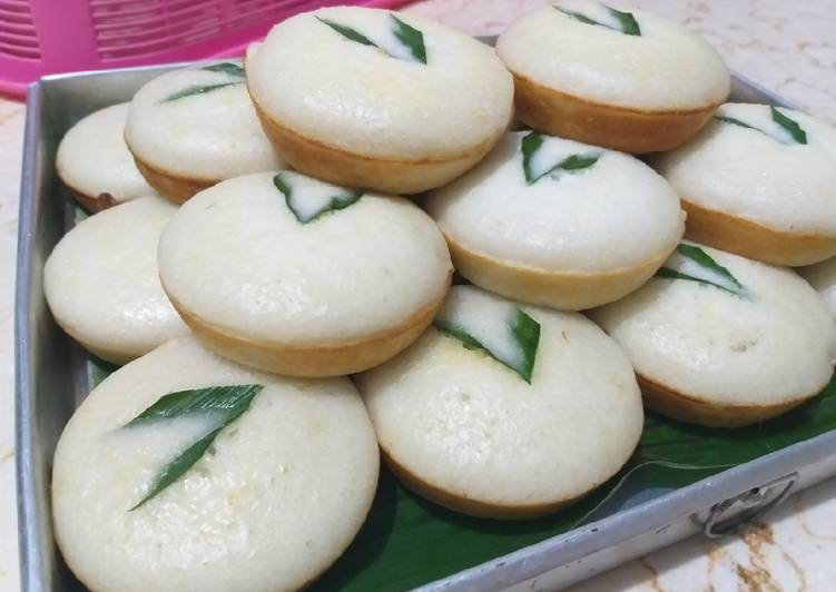 Kue apem tradisional simple foto resep utama