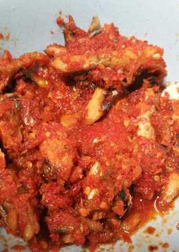 Tongkol salem sambel tomat