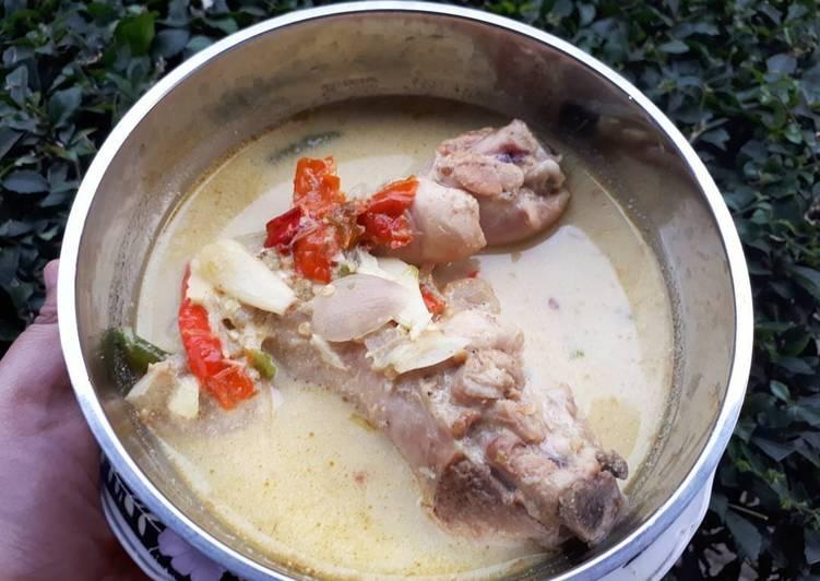 Ayam pedas ala rerehomecooking