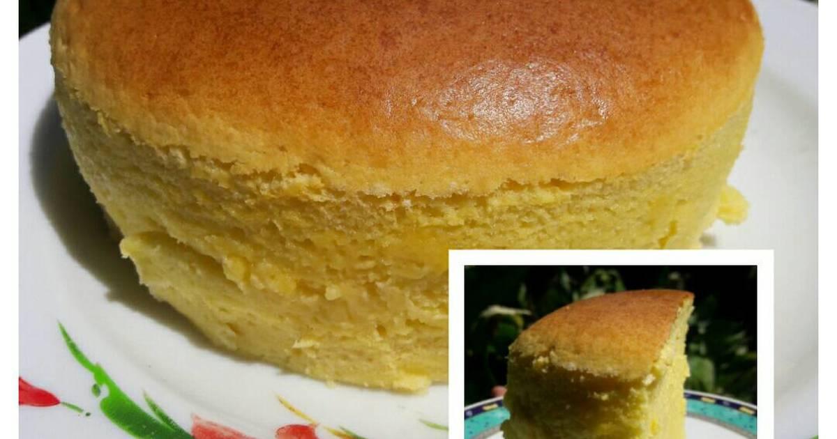 Japanese Bouncy Cake Recipe: 13 Resep Jepang Cheesecake Kukus Enak Dan Sederhana