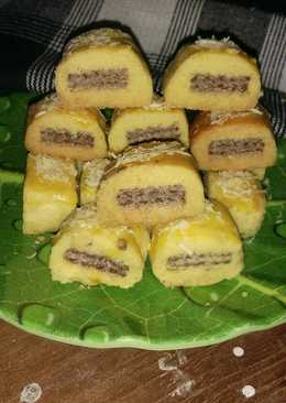Cookies wafer cheese