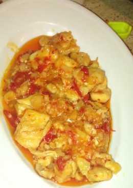 24 resep ayam saus thai enak dan sederhana   cookpad