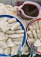 Pempek Palembang plus cuko