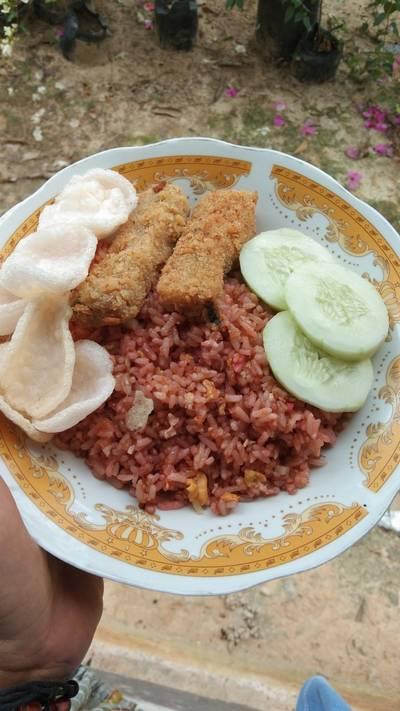 Nasi Goreng Merah