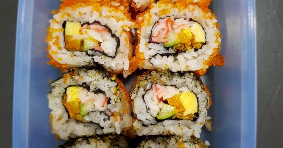 Resep Kue Ikan Jepang: 491 Resep Sushi Jepang Enak Dan Sederhana