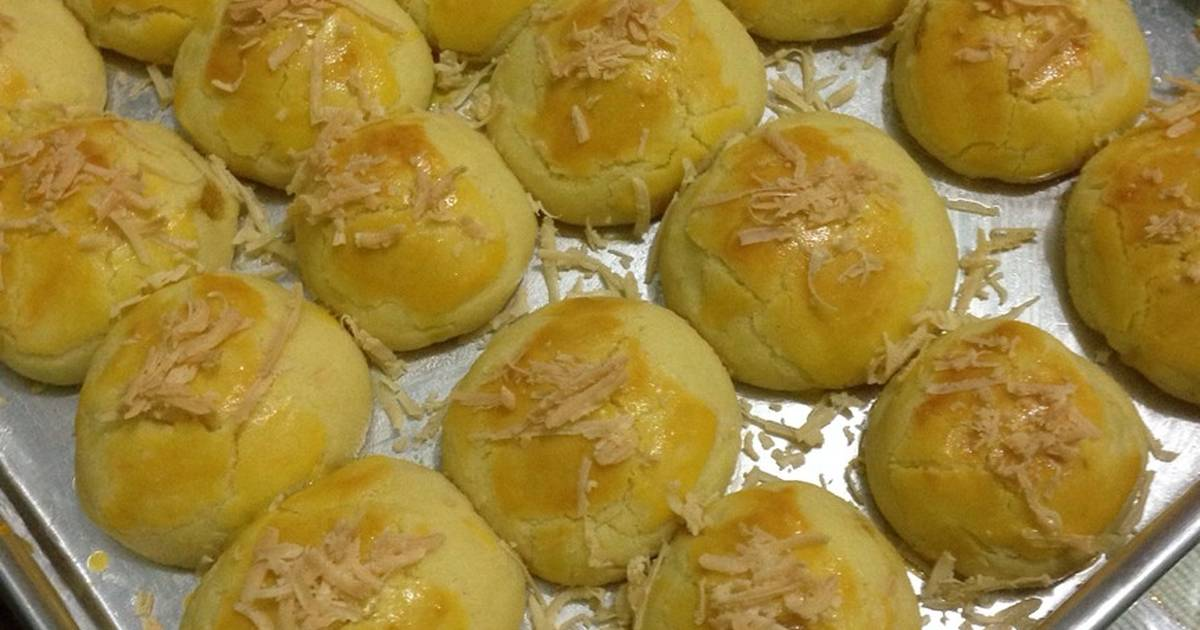 Resep Nastar Keju Melted Yummy Oleh Shinto Laras