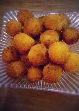 Bola kentang keju