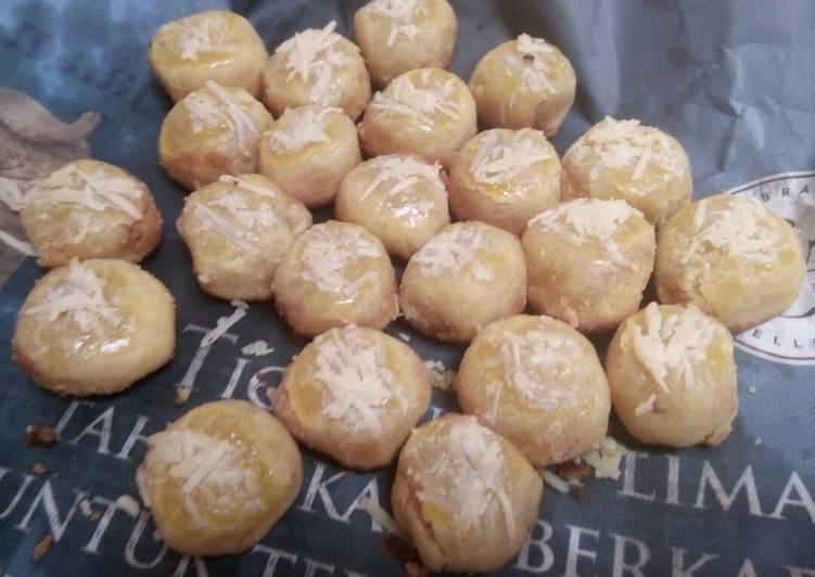 Resep Nastar praktis no oven no mixer By Dea Choky Choky Wilikeit