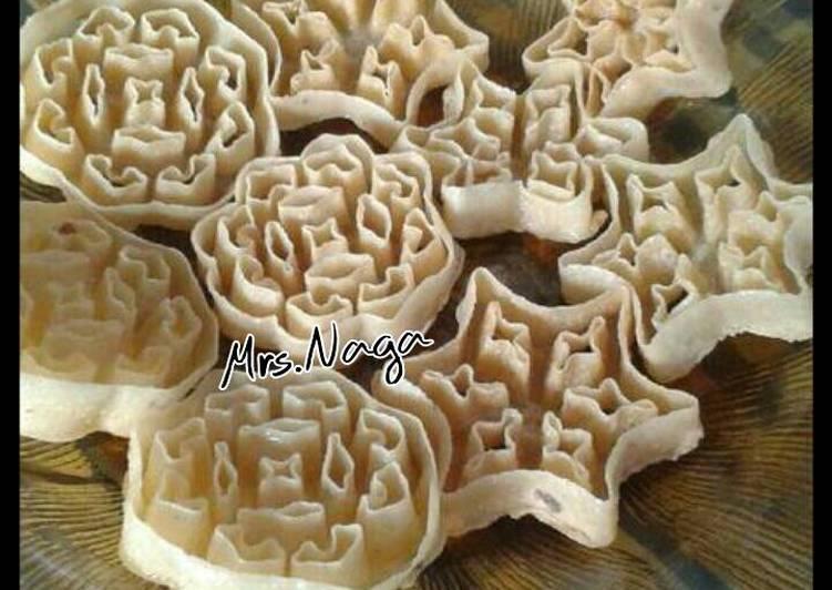 Kue Kembang Goyang/Kembang Loyang foto resep utama