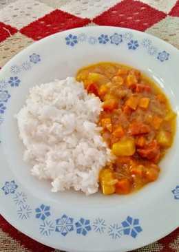 (Ceritanya) Nasi Kare Jepang