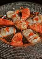 Salmon & Scallop Carpaccio