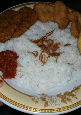 Nasi Uduk Magic Com #BikinRamadanBerkesan