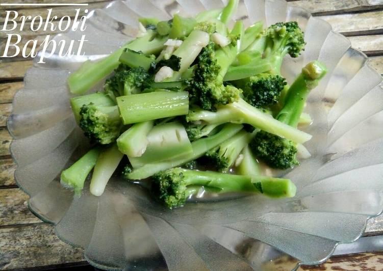 Resep Brokoli bawang putih By Dapur Iyek