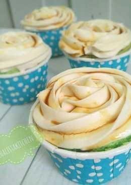 Cupcake pandan gula jawa