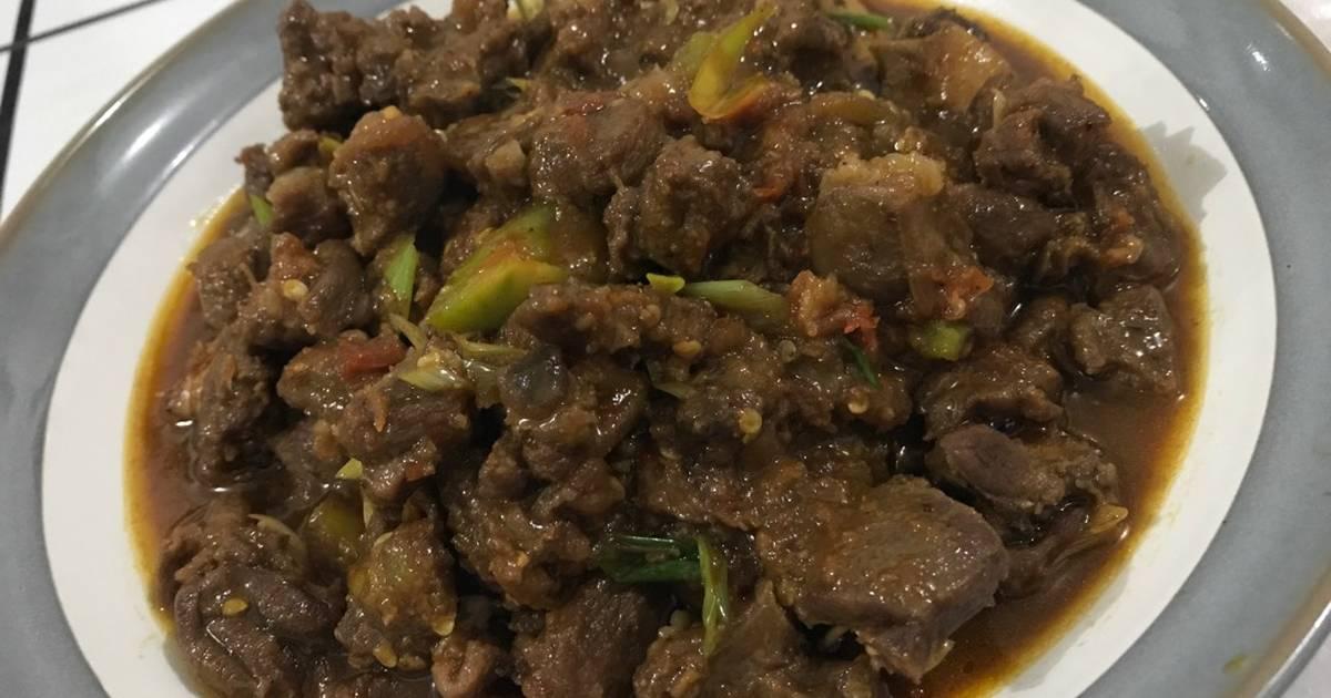 resep rica rica daging kambing oleh manda iput   cookpad