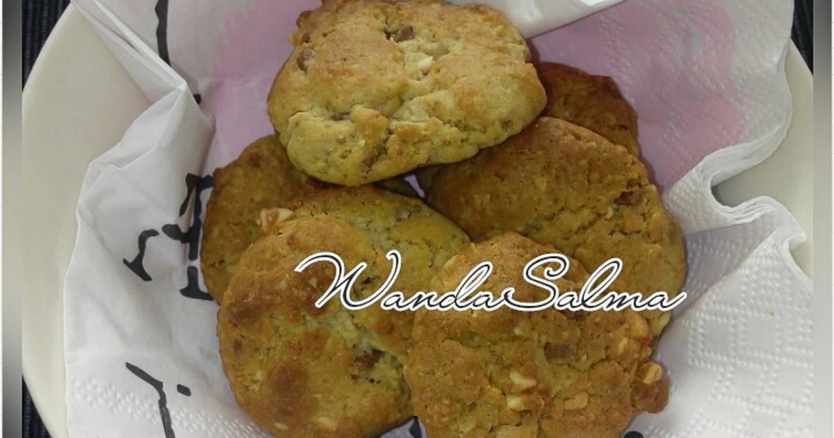 Resep Cookies ala Famous Amous JTT