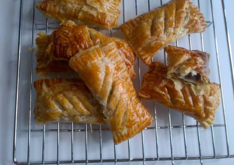gambar untuk resep makanan Pie apel kulit instant