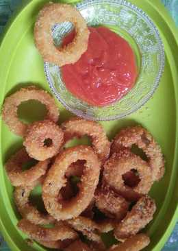Onion Ring (bombay tepung)