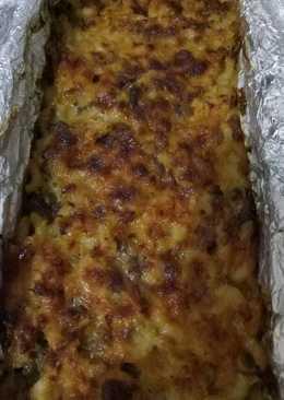 Beef Macaroni Schotel