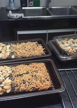 Fudgy Brownies #beranibaking