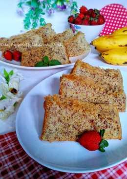 Banan Chiffon Cake
