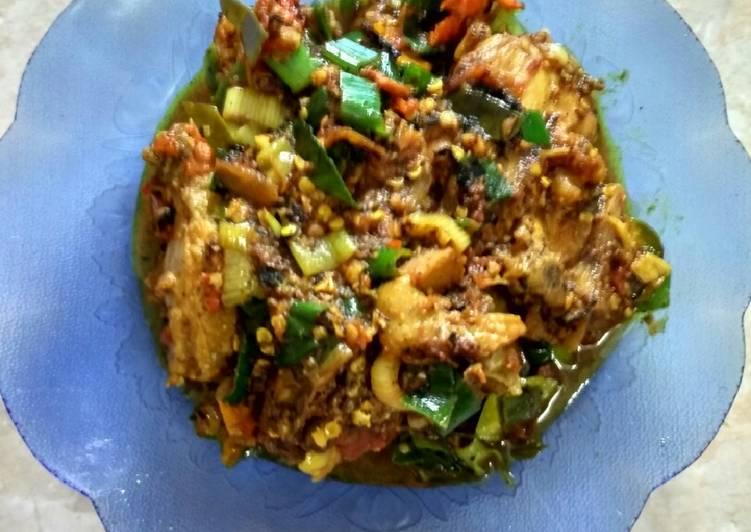 resep lengkap untuk Rica-rica Ayam Pedes