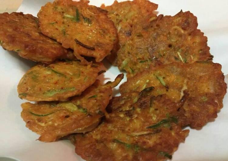 Bakwan Kimchi