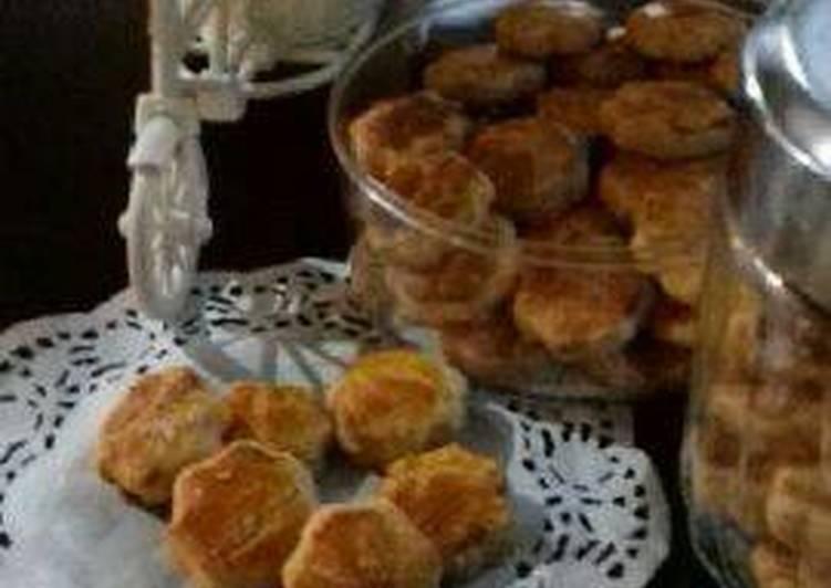 Resep Kue Bawang Jadul: Resep Kue Kacang Jadul Oleh Yusia