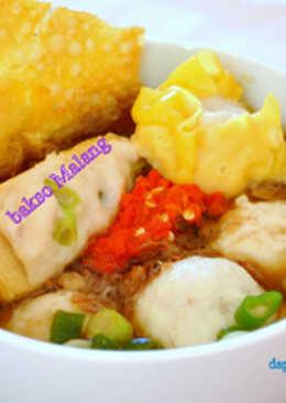 Bakso Malang (Daging Ayam)