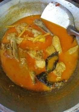 Gulai Ayam Kampung (No MSG)
