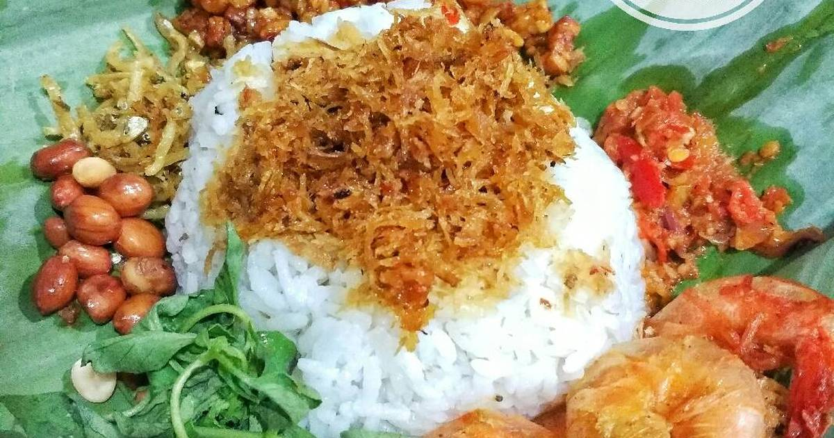 Image result for nasi ulam