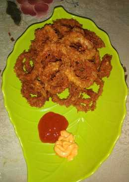 Onion Ring ala Dessy