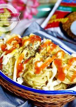 Takoyaki Indomie