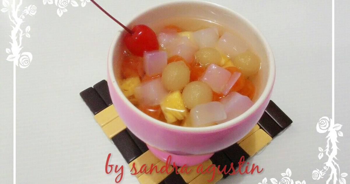 Resep FRUIT COCKTAIL