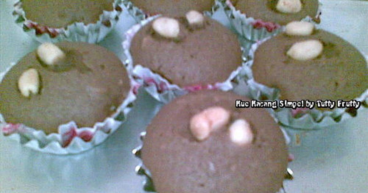 Resep Kue Kacang Simpel