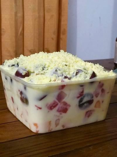 Salad Buah, Makanan Nikmat di Musim Kemarau