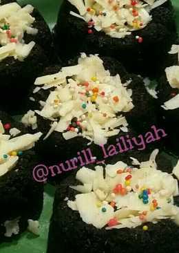 Cake Jaman Now (brownis kukus oreo) simple
