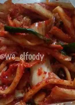 Kimchi (김치) @we_elfoody