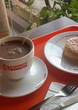 Hot Chocolate Ala Dunkin Donuts