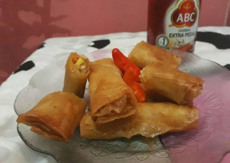 Resep Risol kentang wortel Kiriman dari Anis Khoirunnisa