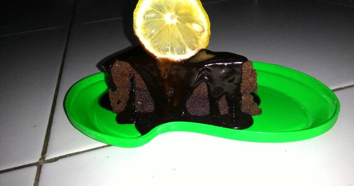 Resep Cake Kukus Lumer: 35 Resep Coklat Lumer Cake Kukus Kukus Enak Dan Sederhana