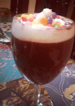 Hot chocolate creamy