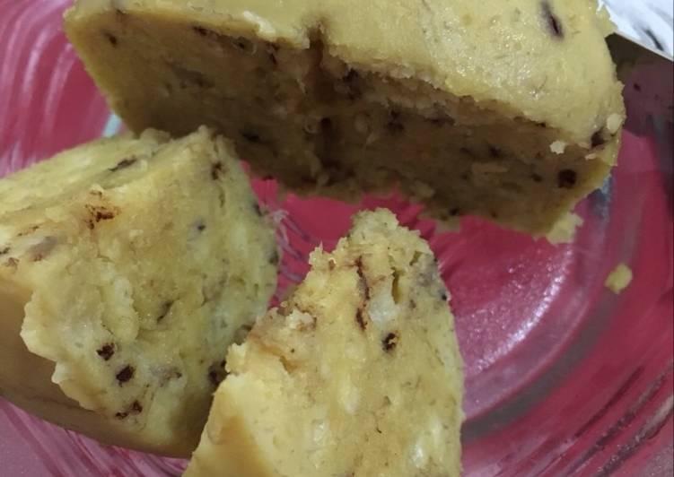 Resep Banana Cake Khas Jepang: Resep Banana Cake Kukus Ala Anak Kost Oleh Ajeng Putri Nw