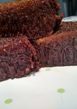 Cake Karamel with rice cooker #rabubaru