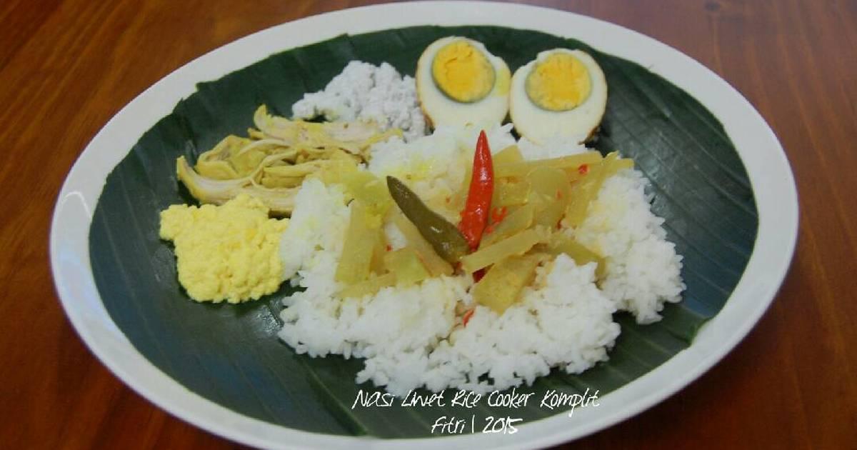 Cara Memasak Bubur di Rice Cooker